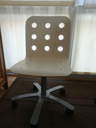 Sillas de oficina Ikea de segunda mano en WALLAPOP