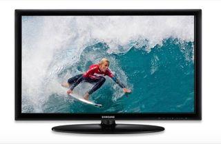 Televisor Samsung 32 pulgadas LED FullHD y crhome