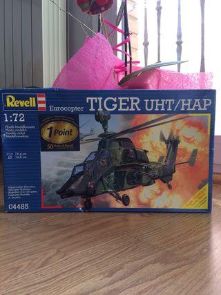 Maqueta Tiger Nueva