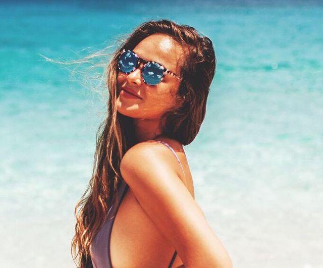 comprar comprar genuino conseguir baratas Gafas Sol Miss Hamptons de segunda mano por 10 € en Getxo en ...