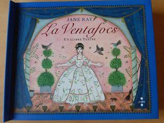 La Ventafocs, un llibre teatre