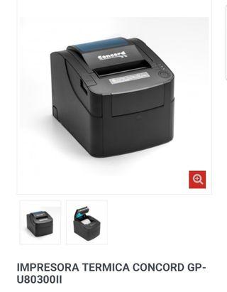 impresora de tiket concord mod:GP-U80300ll