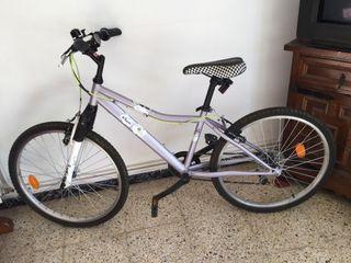 Bicicleta para niña/niño