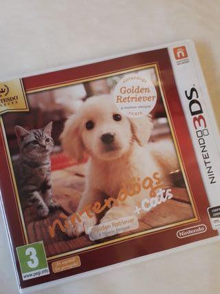 Nintendo Dogs + Cats Nintendo 3DS