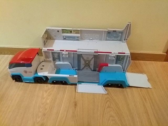 Autobús patrulla canina de segunda mano por 55 € en Cuarte de Huerva ...