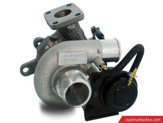 Turbo de intercambio 49173-02412 2.0 CRDi 113 C
