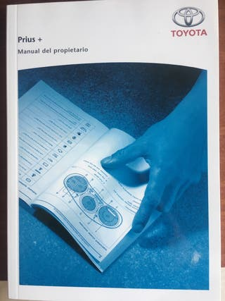 Manual del propietario PRIUS PLUS 3G