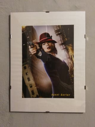 Cuadro Agent Carter