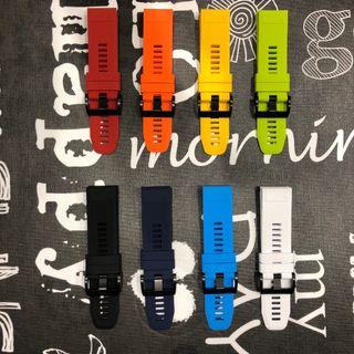 Correa reloj deportivo Garmin 26mm anclaje rápido