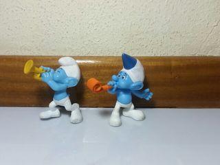 Figuras de Pitufo