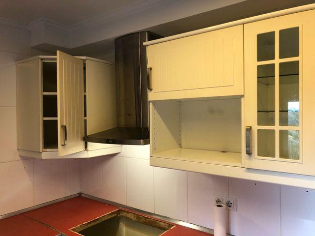 Muebles de cocina - Isla - Encimera - Armarios de segunda mano por 1 ...