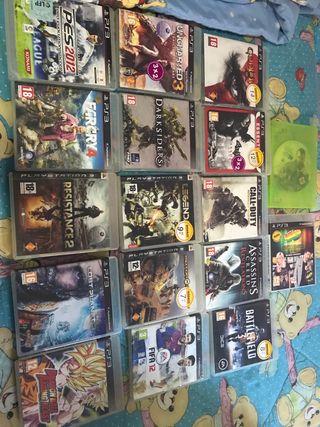 Vídeos juegos