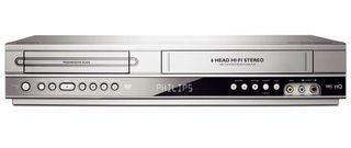Reproductor Philiphs de DVD/VHS