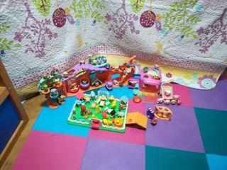 juguetes. lote littlest pet shop y pin y pon