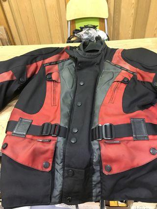 Chaqueta cordura moto IXS