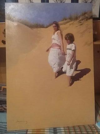 paseo por las dunas