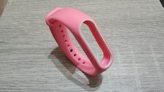 recambio pulsera mi band 2 rosa y blanco