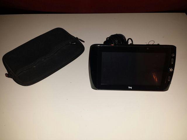 Tablet Bq Verne..plus..con hdmi..microsd