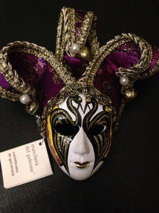 Máscaras Venecianas autenticas