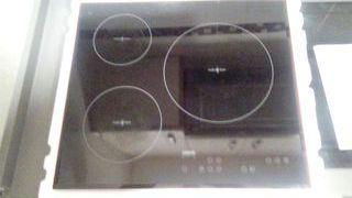 Cristal Placa Inducción Zanussi