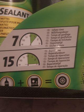 compresor de aire para ruedas de coches y motos