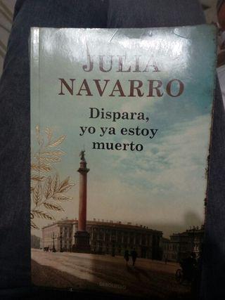 Libro de Julia Navarro