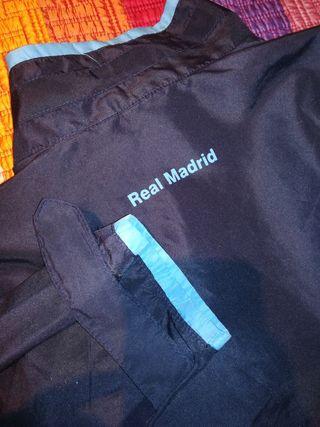sudadera - chubasquero Real Madrid Oficial