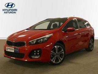 Kia cee´d Sportswagon 1.6 CRDi VGT GT Line DCT (Pack Luxury) 100 kW (136 CV)