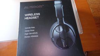 Auriculares ausdom inalambricos , Bluetooth