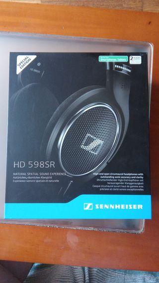 Sennheiser HD 598SR NUEVOS