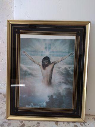 Cuadro Cristo crucificado
