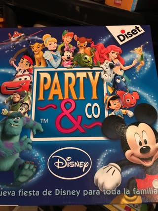Juego Party & go Disney