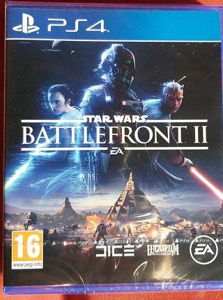 battelfront 2 PlayStation 4