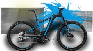"Bicicleta eléctrica BH ATOM X 27,5"" PLUS PRO RC"