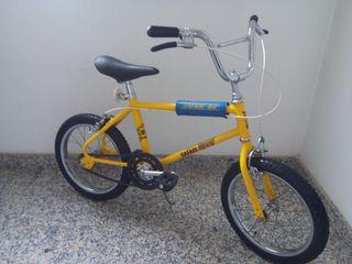 bicicleta antigua BMX BH Safari infantil