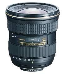 Objetivo Tokina 11-16 para Nikon