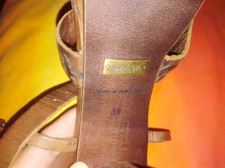 sandalias Salsa talla 38