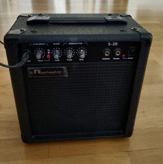 Amplificador Rochester