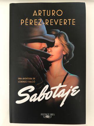 Libro Sabotaje