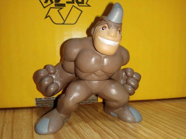 Marvel Super Hero Squad Rhino