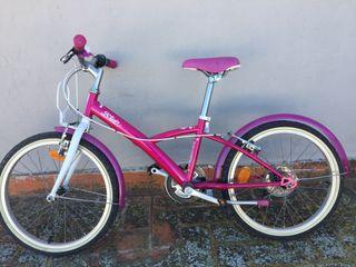 Bicicleta 10 a mas o menos