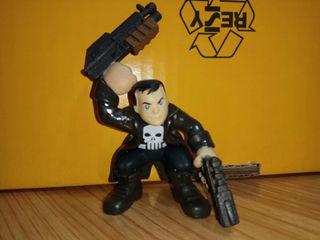 Marvel Super Hero Squad Punisher gabardina