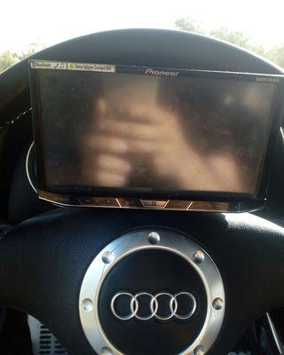 pantalla pioneer avh 8600bt