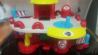 Juguete Parking gasolinera Beep Beep Imaginarium
