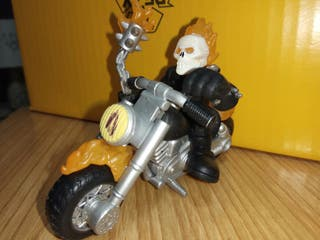 Marvel Super Hero Squad Ghost Rider Flame Cicle