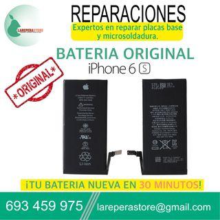 Batería iPhone 6s recambio reparación bateria 6s s