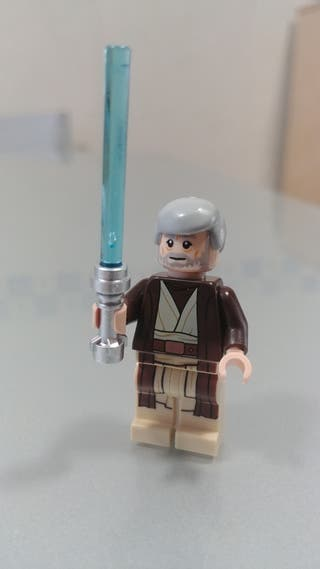 Figura Lego Obi Wan Kenobi star wars