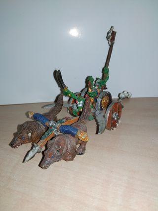 Carro goblin Warhammer