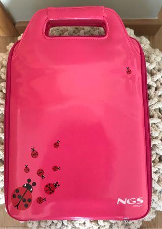 Funda maletín IPad o tablet hasta 10 pulgadas NGS