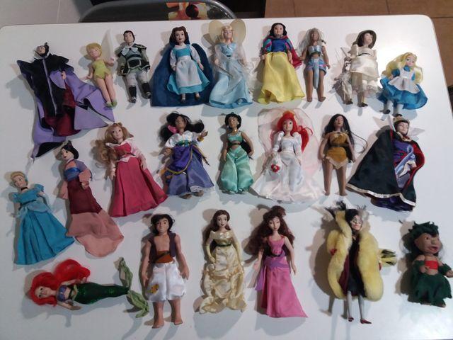 Princesas Disney figuras porcelana (23)